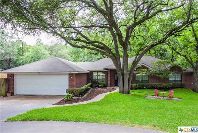 Belton Single Family Home For Sale: 3020 Summit