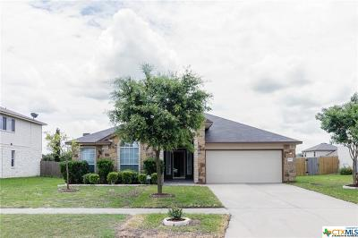 Killeen Single Family Home For Sale: 5604 Drystone Lane