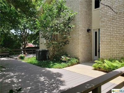 Salado Condo/Townhouse For Sale: 3901 Chisholm Trail #15