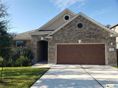 San Marcos Single Family Home For Sale: 305 Sky Springs Pass