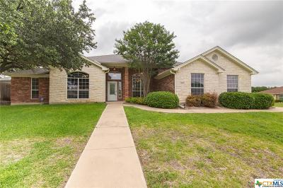 Harker Heights Single Family Home For Sale: 409 Bareback Trail