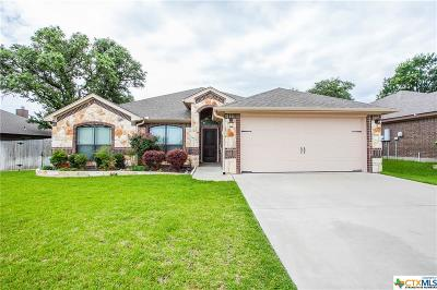 Belton Single Family Home For Sale: 2001 Silver Spurs