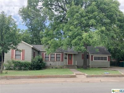 Belton Single Family Home For Sale: 731 E 13th Avenue