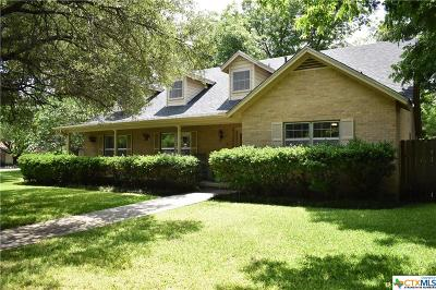 Lampasas Single Family Home For Sale: 8 Park Place