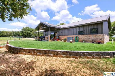 Milam County Single Family Home For Sale: 2805 County Road 325