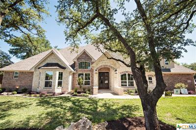 Belton Single Family Home For Sale: 6208 Brayson Oaks Drive