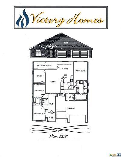 Killeen Single Family Home For Sale: 6701 Black Springs Drive