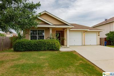 New Braunfels Single Family Home For Sale: 3251 Wren Brook Drive