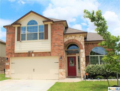 Killeen Single Family Home For Sale: 6610 Mustang Creek Road