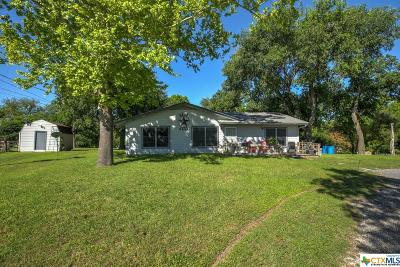 Guadalupe County Single Family Home For Sale: 3316 S State Highway 46