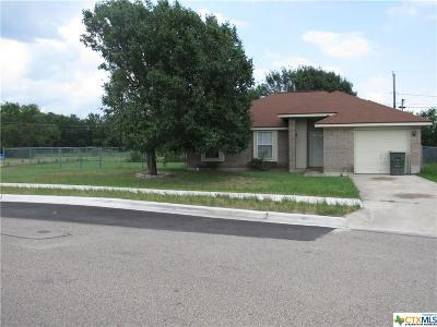 Killeen Single Family Home For Sale: 2300 Jerome Drive