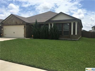 Killeen Single Family Home For Sale: 6304 Mustang Creek Road