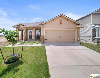 Killeen Single Family Home For Sale: 3510 Addison Street