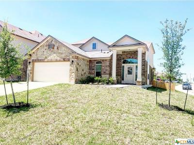 Harker Heights Rental For Rent: 400 Stonewall Ridge