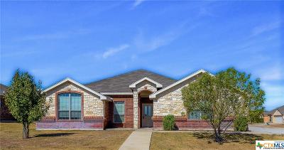 Killeen Single Family Home For Sale: 401 Belo Drive