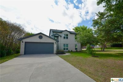 Copperas Cove Single Family Home For Sale: 507 Margaret Lee Street