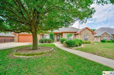 Temple Single Family Home For Sale: 3811 Whispering Oaks