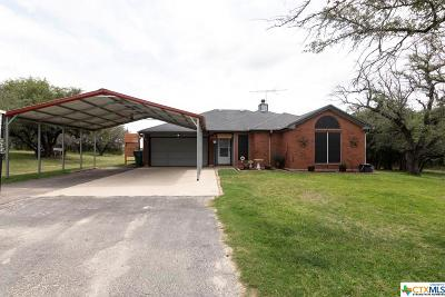 Kempner Single Family Home For Sale: 139 County Road 3364