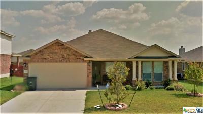 Killeen Single Family Home For Sale: 6104 Suellen Lane