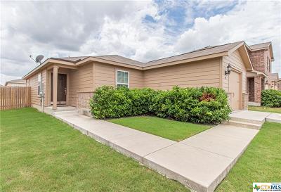Jarrell Single Family Home For Sale: 109 Koontz Loop