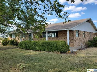 Troy Single Family Home For Sale: 1360 E Big Elm Road