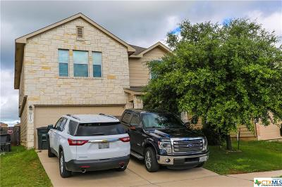 Killeen Single Family Home For Sale: 9110 Devonshire Court