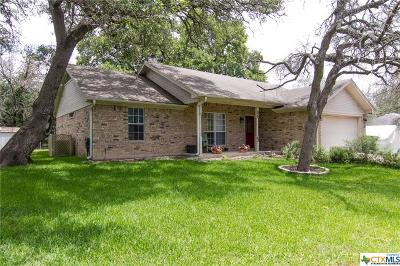Belton Single Family Home For Sale: 55 NE Mesquite Circle