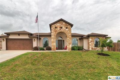 Nolanville Single Family Home For Sale: 217 Black Walnut Court