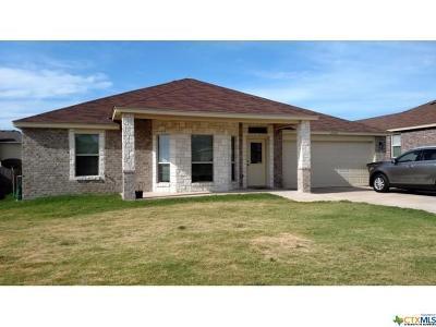 Killeen Single Family Home For Sale: 2600 Coal Oil