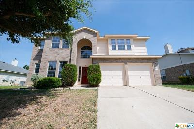 Harker Heights Single Family Home For Sale: 109 Lone Shadow Drive