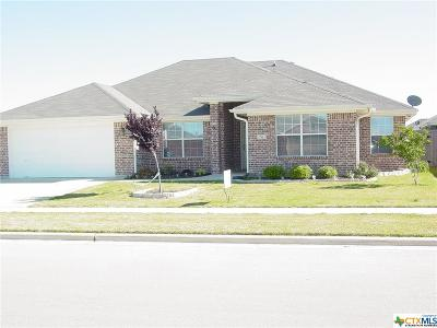 Killeen Single Family Home For Sale: 710 Leo Lane
