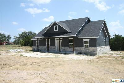 Burnet County Single Family Home For Sale: 171 Paintbrush