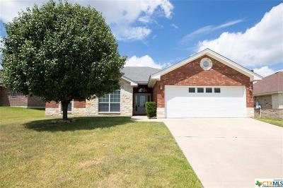 Killeen Single Family Home For Sale: 4803 Cinnamon Stone Drive