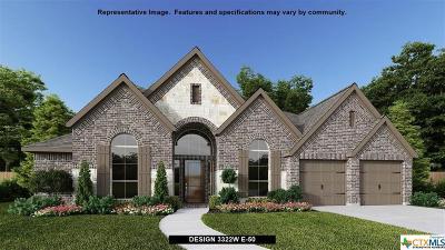 Fair Oaks Ranch Single Family Home For Sale: 7994 Cibolo View