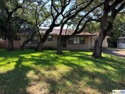 Canyon Lake Single Family Home For Sale: 958 Hill Top Drive