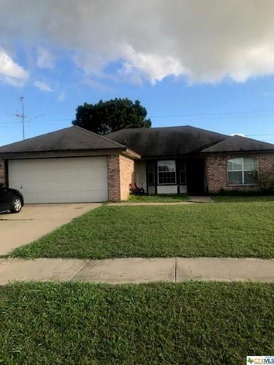 Killeen Single Family Home For Sale: 1606 Michele Drive