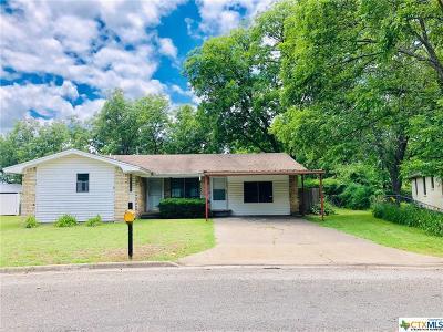 Gatesville Single Family Home For Sale: 1600 Venus Drive