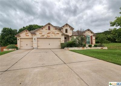 Harker Heights Single Family Home For Sale: 3600 Quail Ridge Drive