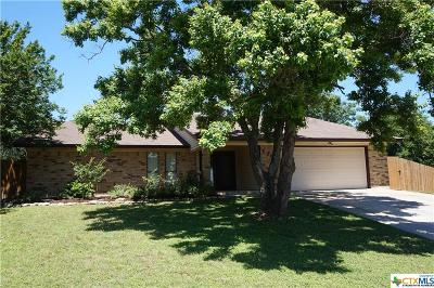 Harker Heights Single Family Home For Sale: 1704 Forest Hills Drive