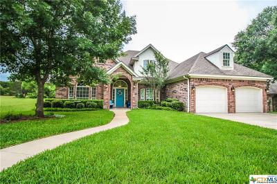Belton Single Family Home For Sale: 1701 Landmark Drive
