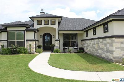 Harker Heights, Nolanville Single Family Home For Sale: 6017 Brandy Drive