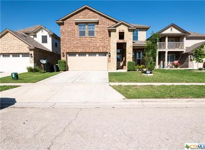 Killeen Single Family Home For Sale: 9614 Raeburn Court