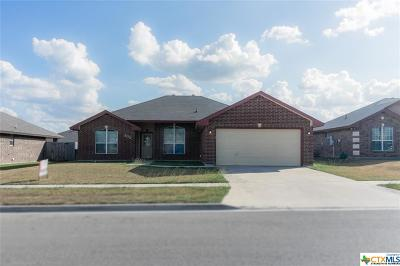Killeen Single Family Home For Sale: 302 W Little Dipper