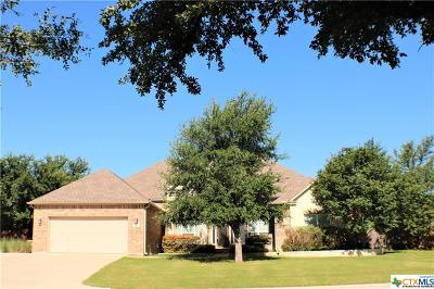 Belton Single Family Home For Sale: 3004 Amber Forest Trail