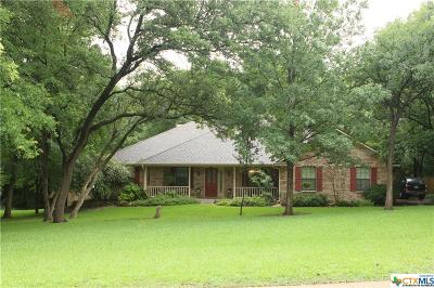 Belton Single Family Home For Sale: 514 Riverwood Drive