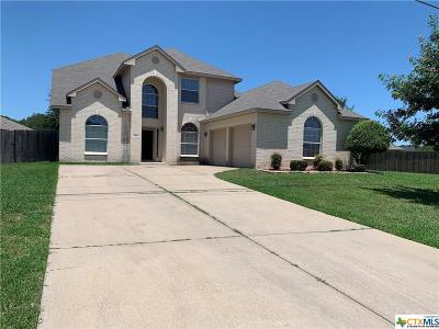 Harker Heights Single Family Home For Sale: 315 Crowfoot Drive