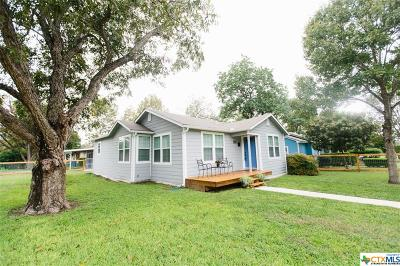 New Braunfels Single Family Home For Sale: 190 S Mesquite Avenue