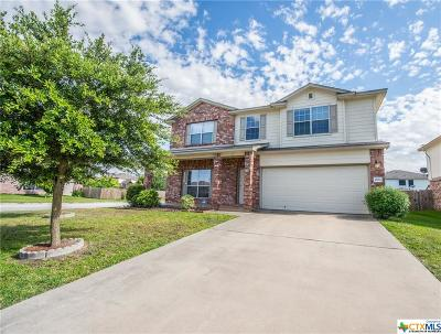 Killeen Single Family Home For Sale: 4804 Sydney Harbour Court