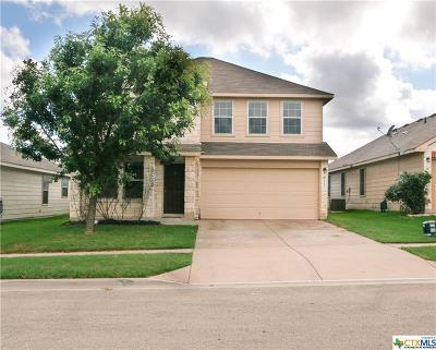 Killeen Single Family Home For Sale: 9113 Bellgrove Court