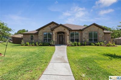 Belton Single Family Home For Sale: 860 Ridgeoak Drive